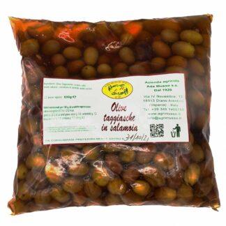 Olive in Salamoia - Ada Musso